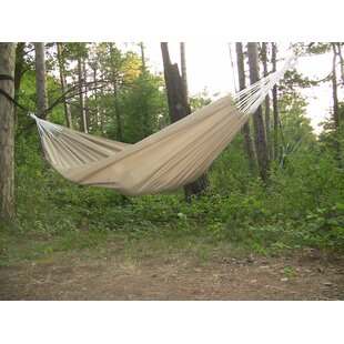 Brazilian Double Tree Hammock