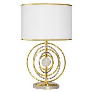 Electrum Kinetic Table Lamp