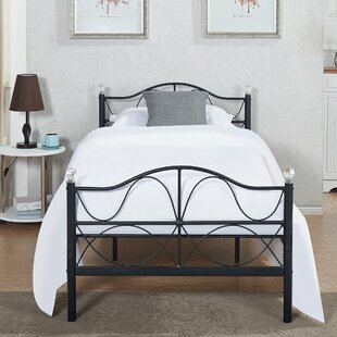 Mcardle Metal Platform Bed by Winston Porter