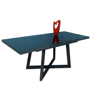 Junie Extendable Dining Table by Orren Ellis