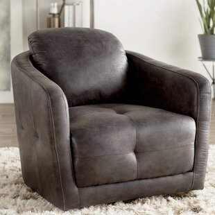 Vaughan Swivel Barrel Chair by..