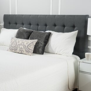 Ehmann King Upholstered Panel Headboard