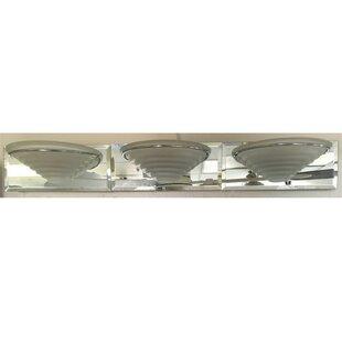 Inexpensive Norma 3-Light Vanity Light By Winston Porter