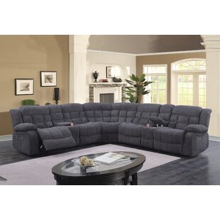 Red Barrel Studio Clarafield Reclining Sectional
