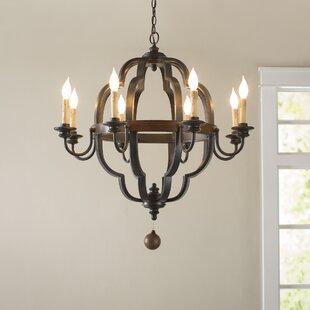 Great Price Enthoven 8-Light Chandelier By Birch Lane™