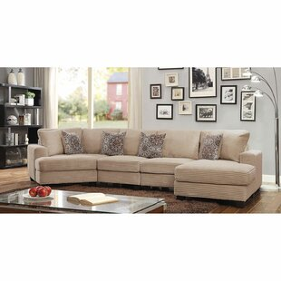 Advika Sectional by Red Barrel Studio Wonderful