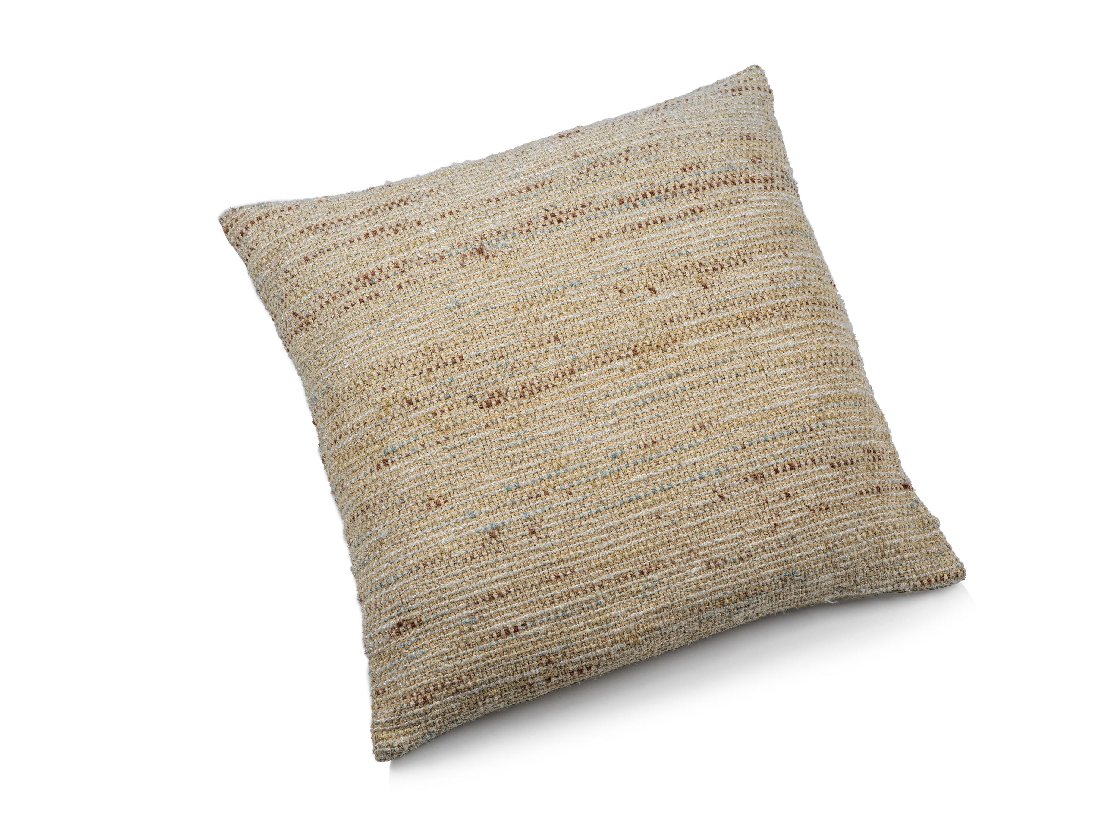 Gracie Oaks Sissel Cotton Feathers Abstract Throw Pillow Wayfair