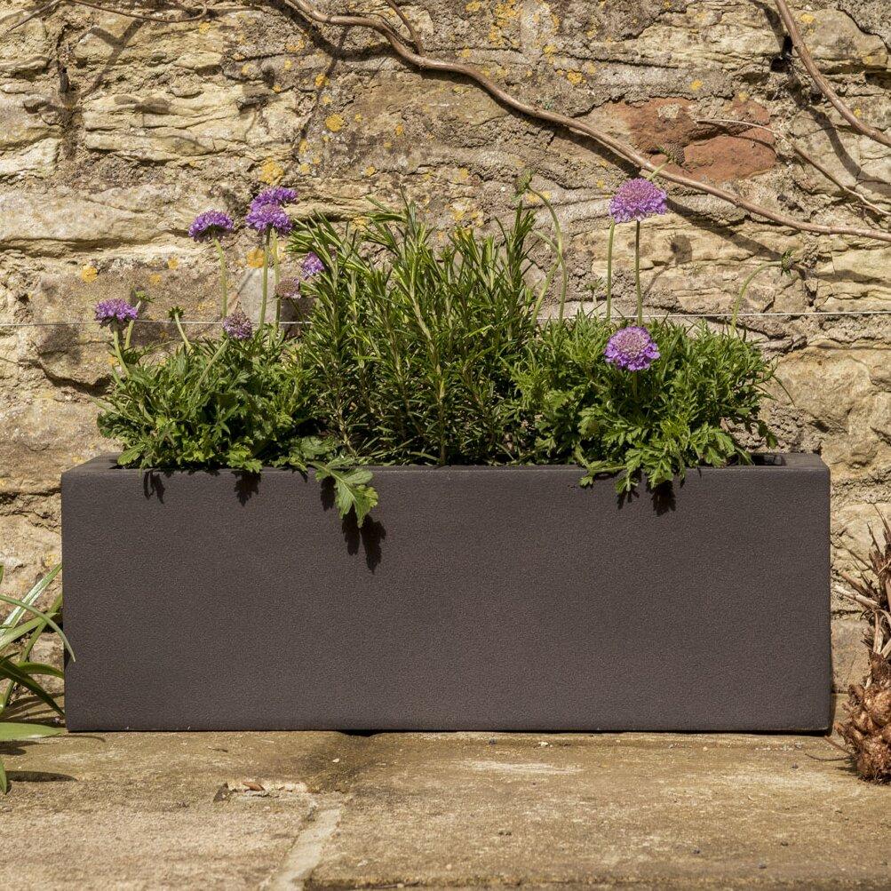 Kimberlin Trough Planter Box