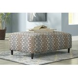Royst Oversized Accent Ottoman by Bungalow Rose