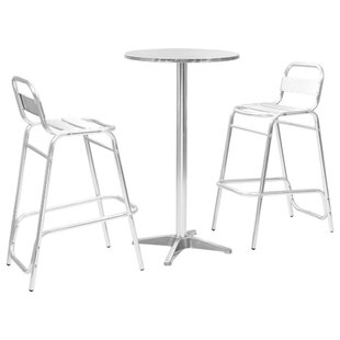 Hence 3 Piece Bar Set By Sol 72 Outdoor