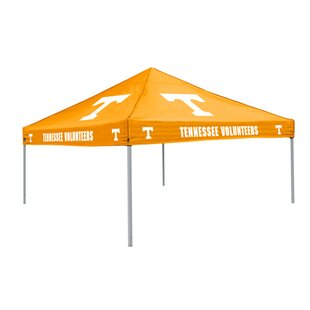 Collegiate 9 Ft. W x 9 Ft. D Steel Pop-Up Canopy - Tennessee by Logo Brands