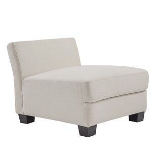 Camp Mabry Slipper Chair by Mercury Row