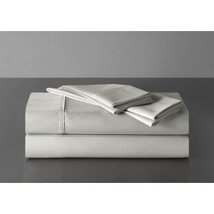 Sullivan Pinstripe 600 Thread Count 100% Cotton Sheet Set