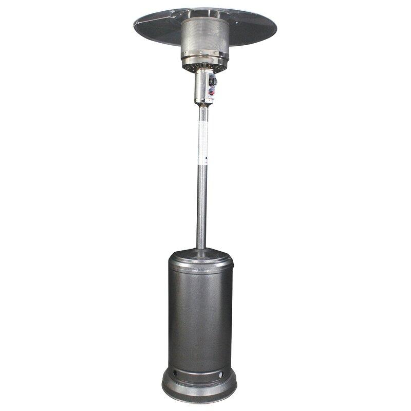 HomComfort Round Mushroom 40,000 BTU Propane Patio Heater