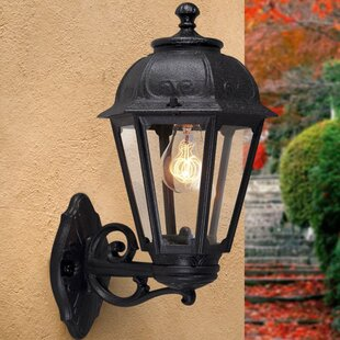 Rian 1 Light Outdoor Sconce By Sol 72 Outdoor
