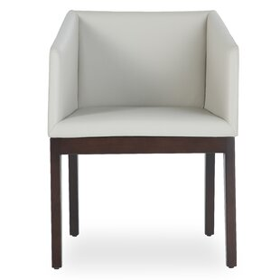 Belva Box Upholstered Dining Chair by Orr..