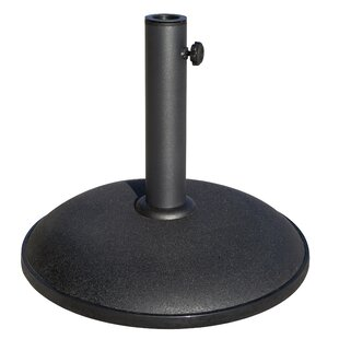 Zavier Concrete Free Standing Umbrella Base By Freeport Park