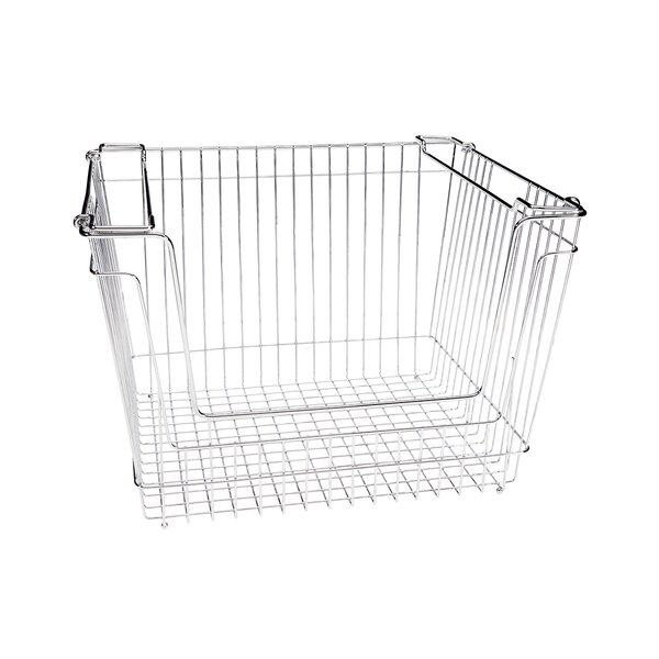 Large Round Wire Basket | Wayfair