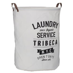 Tribeca Laundry Bag By Symple Stuff