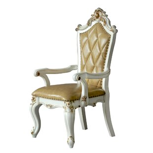 Fontinella Upholstered Dining Chair (Set ..