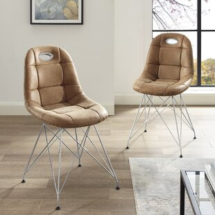 Conwell Upholstered Side Chair (Set of 2) by Orren Ellis