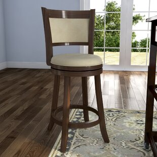 Stupendous World Menagerie Mersin 24 5 Swivel Bar Stool Herotoken Gmtry Best Dining Table And Chair Ideas Images Gmtryco