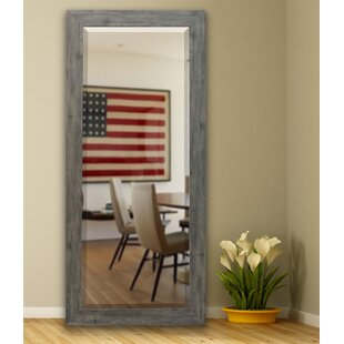 Extra Tall Floor Accent Mirror