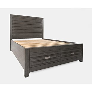 Berea Storage Platform Bed