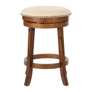 Beedle 26 Swivel Bar Stool (Set of 2) by Gracie Oaks