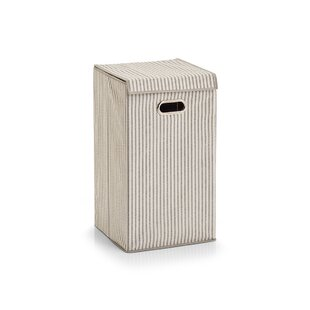 Stripes Laundry Bin By Zeller
