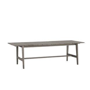 Coast Extendable Teak Dining Table