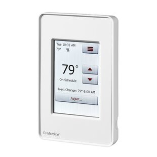 MP Global Wifi Enabled Thermostat By MP Global Products