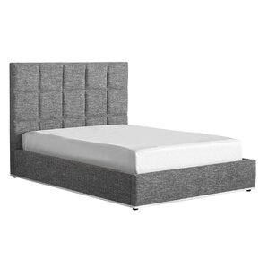 Glare Upholstered Storage Platform Bed by Mobital