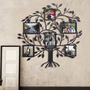 Family Tree Photo Collage Wayfair