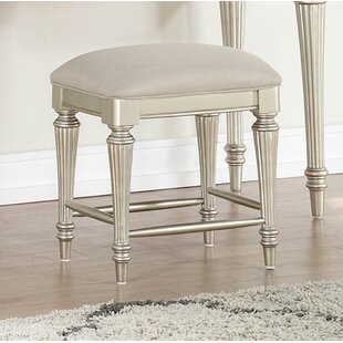 Look for Anette Vanity Stool By Willa Arlo Interiors