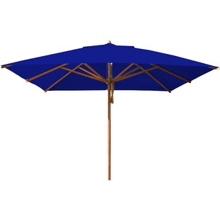 Bambrella Levante 10' Square Market Umbrella