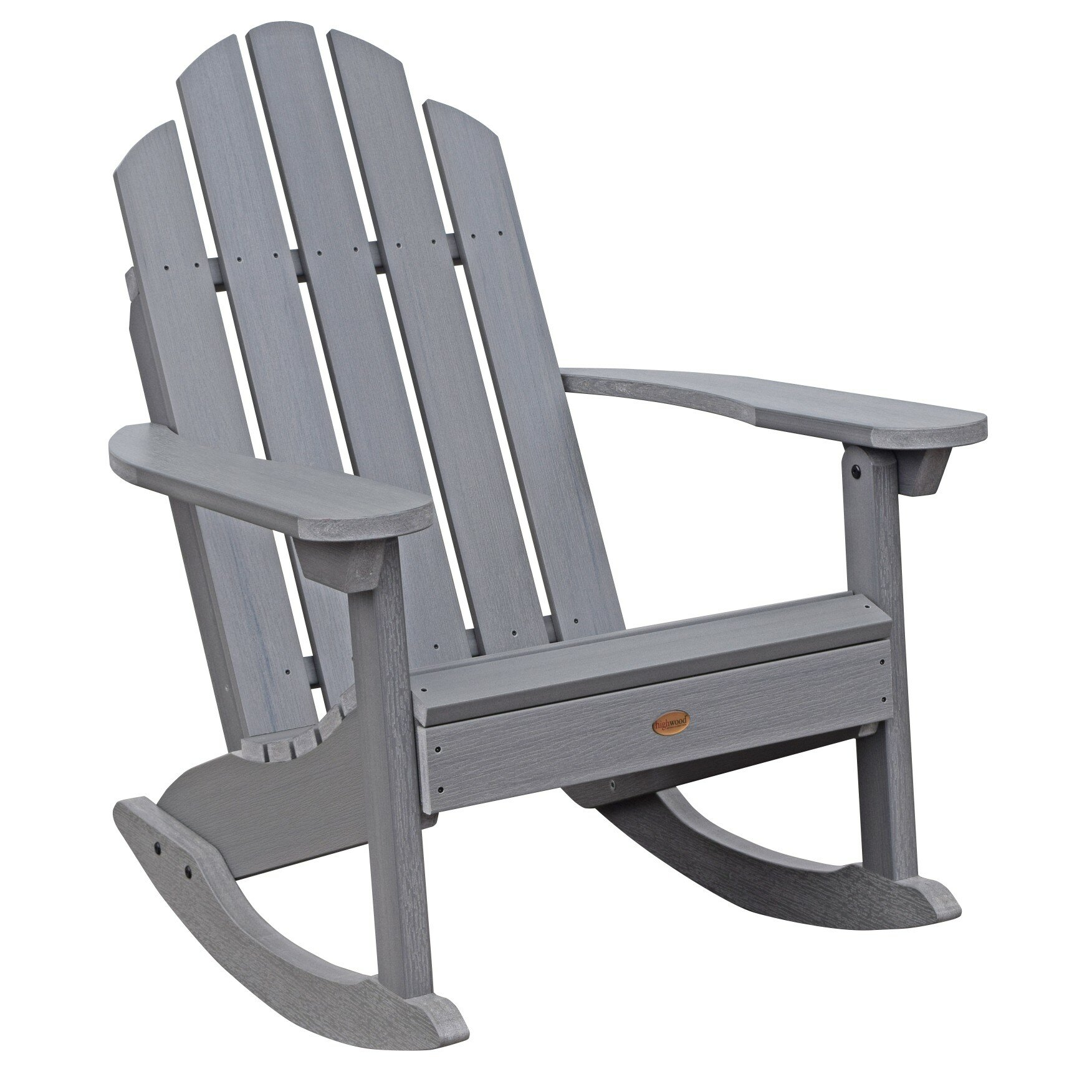 Darby Home Co Harald Adirondack Rocking Chair | Wayfair