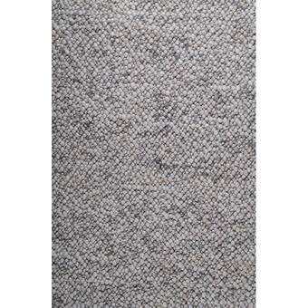 Gracie Oaks Montelongo Handmade Shag Wool Gray Area Rug Wayfair