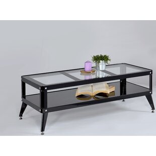 Inexpensive Emanuel Coffee Table by Williston Forge Reviews (2019) & Buyer's Guide
