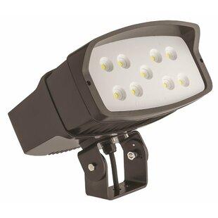 OFL 121-Watt LED Outdoor Security Flood Light by Lithonia Lighting