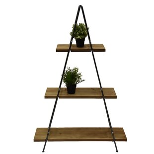 Schaible 3 Layers Etagere Bookcase