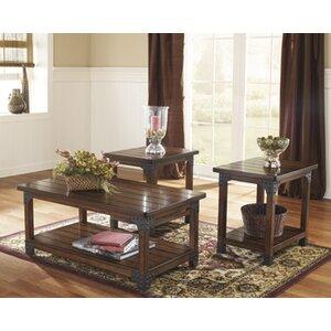 Penrose-Portland 3 Piece Coffee Table Set