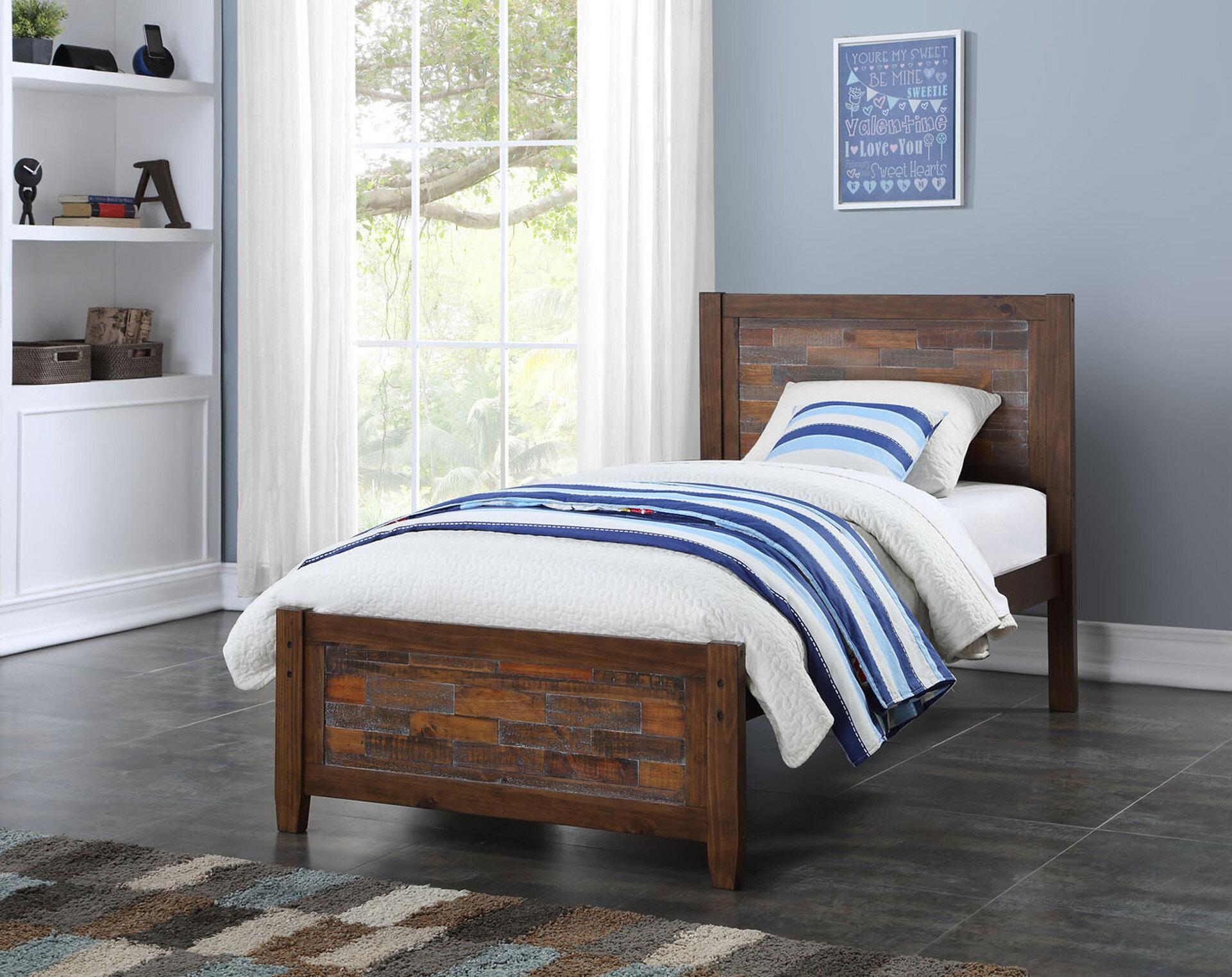 Donco Kids Artesian Platform Bed With Drawers Wayfair