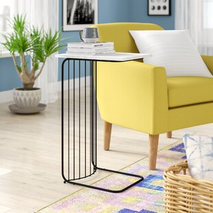 Merrell End Table by Ebern Des..