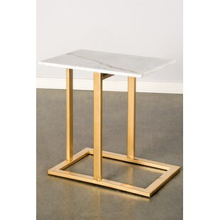 Hudson Side Table by Statements by J
