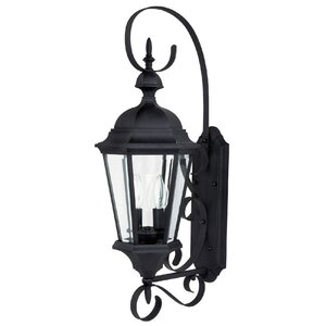 Hounsfield 2-Light Outdoor Wall Lantern