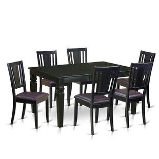 Superbe Weston 7 Piece Dining Set