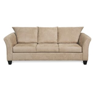 Milepost Serta Upholstery Hanover Sofa by Red Barrel Studio