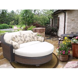 Gaia Premium Daybed with Cushions by Bayou Breeze