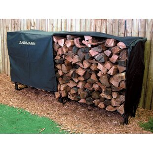 Landmann 8' Log Rack Cover